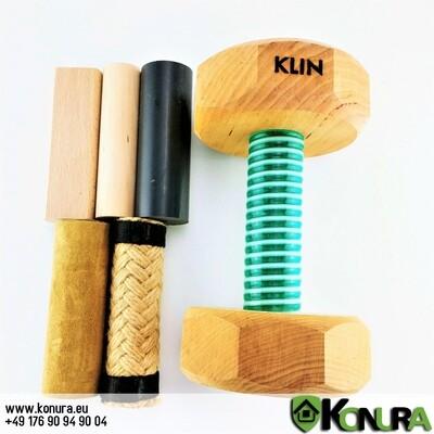 Апортировочные предметы 650 г тренировочные Klin Kassel
