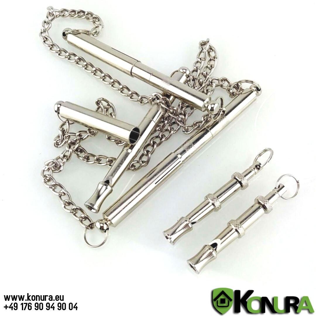 Свисток ультразвуковой с крышкой или без Klin Kassel