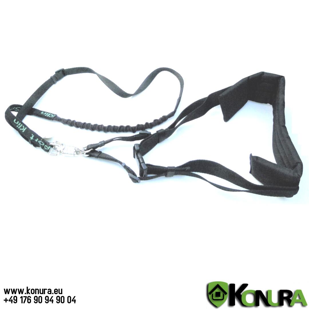 Поводок-пояс для бега с собакой Klin Kassel