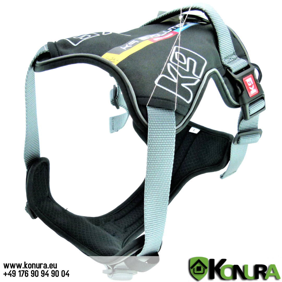 Multifunctional Hundegeschirr Quattro K-9 Evolution