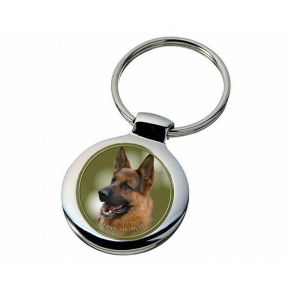 Jack Russel Terrier - Dreidimensionale Schlüsselanhänger