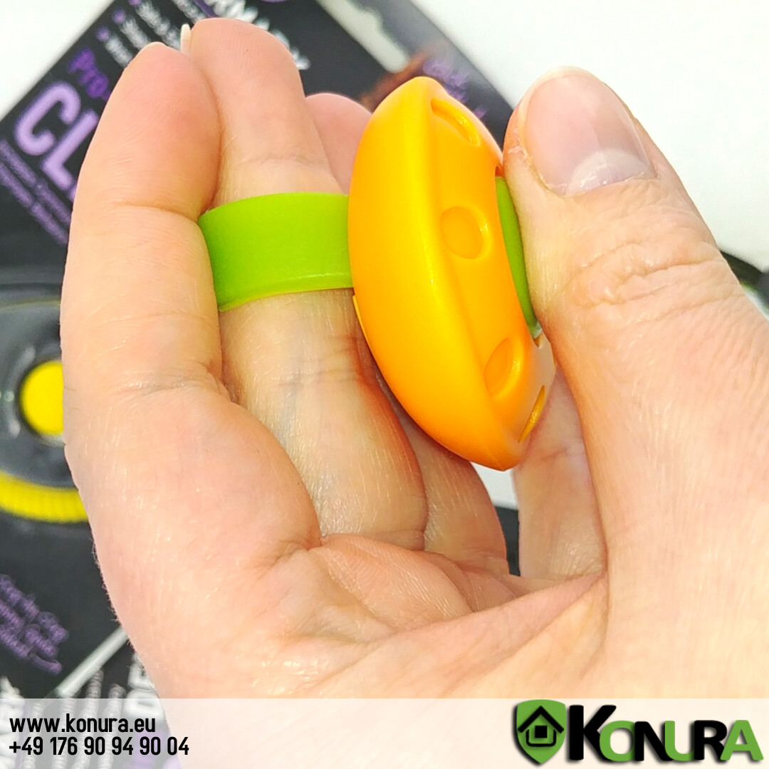 Clicker mit Fingerclip