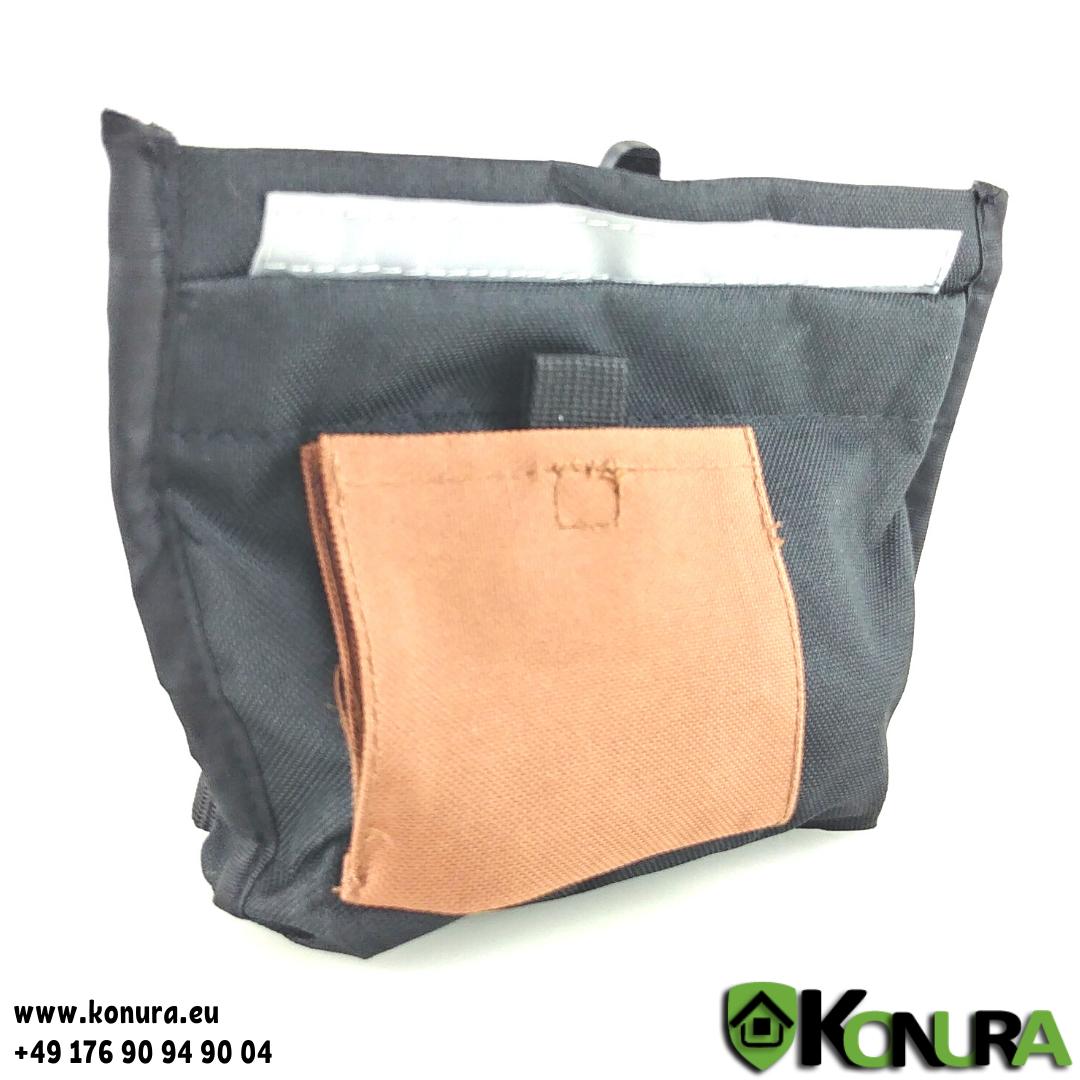 Leckerli-Tasche mit speziellem Mechanismus Flamingo