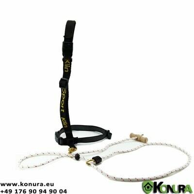 Leine - Halsband 2 in 1 für die Hundeausbildung Klin Kassel