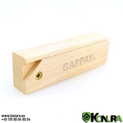 Fährtengegenstand für IGP mit einem Füllraum Gappay