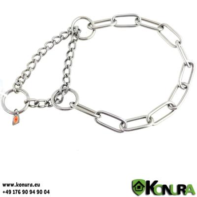 Halskette 4 mm mit Zugbegrenzung Sprenger