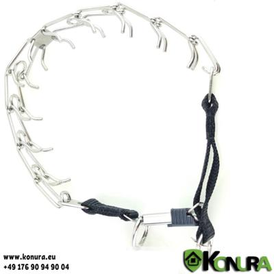 Dressurhalsband ULTRA-PLUS ClickLock mit beweglichem Ring Sprenger