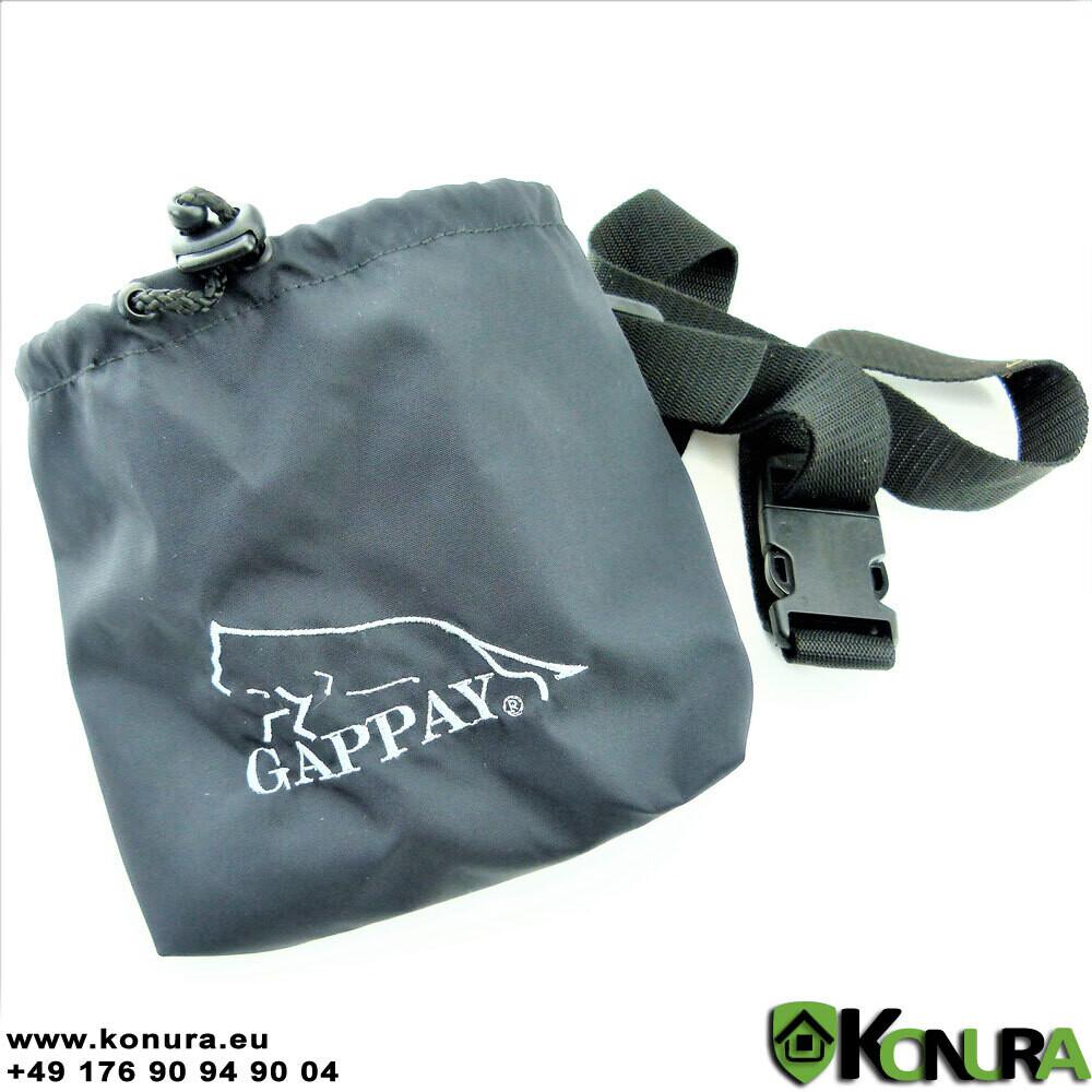 Leckerli-Tasche mit Bund Gappay