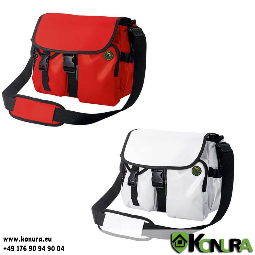 DETROIT Hundeführer-Tasche mit vielen Taschen und Zubehör Hunter