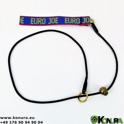 Trainingshalsband mit Kurzführer Euro Joe