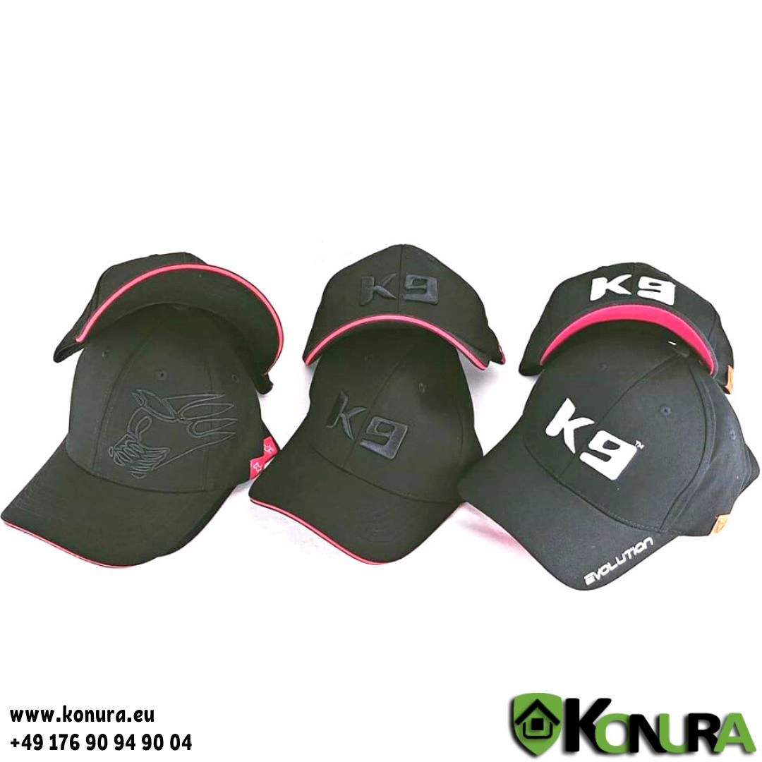 Bestickte Mütze K9-Evo