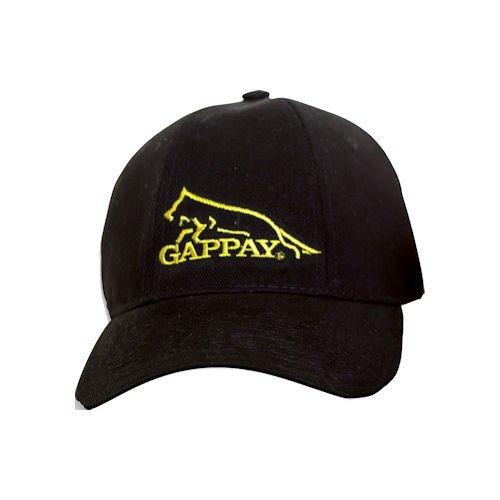 Кепка черная с логотипом Gappay