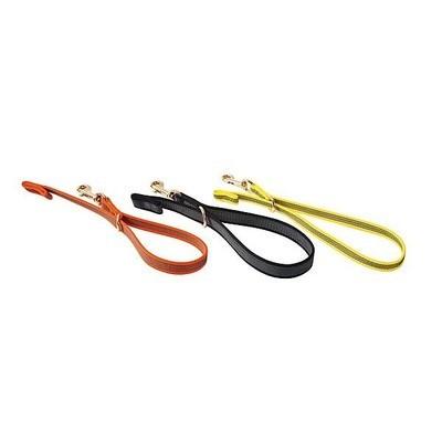 Поводок-водилка 2 в 1 с кольцом из прорезиненной стропы