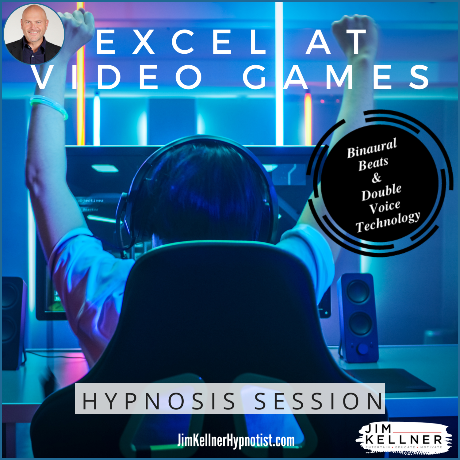 Excel At Video Games