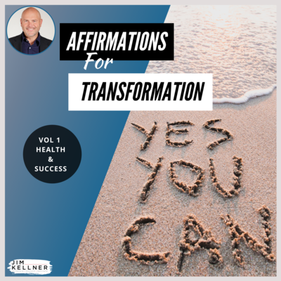 Affirmations For Transformation Vol 1