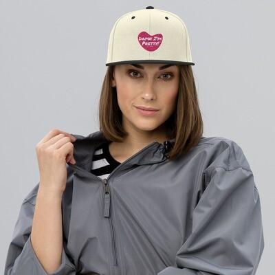 Damn I'm Pretty!™ Snapback Hat copy