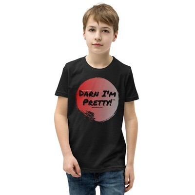 Darn I'm Pretty! Youth Short Sleeve T-Shirt