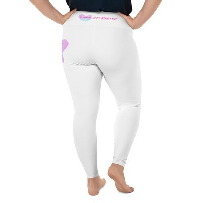 Damn I'm Pretty!™ Plus Size Leggings