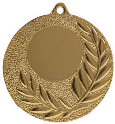 Medalla oro. Personalizada