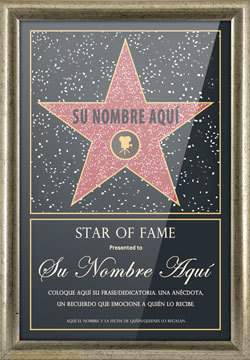 STAR OF FAME