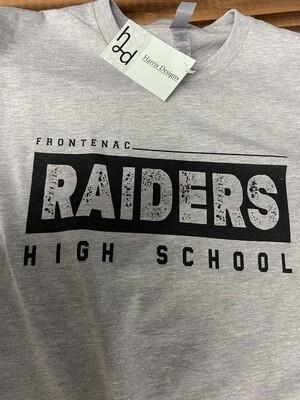 RAIDER Grey Shirt