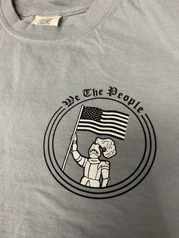 Gray Raider Shirt