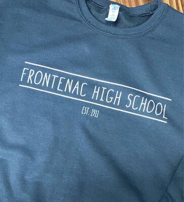 Simple Black Sweatshirt
