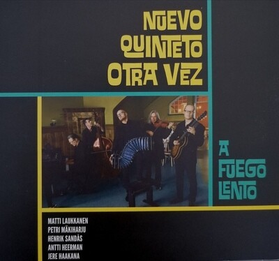 A FUEGO LENTO LP