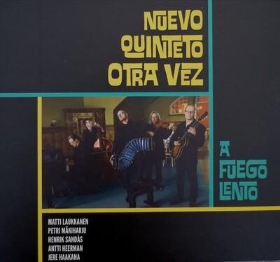 A FUEGO LENTO CD