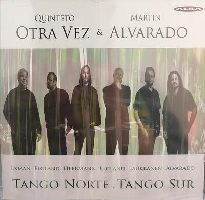 Tango Norte, Tango Sur CD