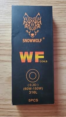 Snow Wolf WF 0.2 Coils