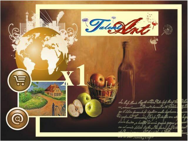 1 Global Artist Village flex package / month