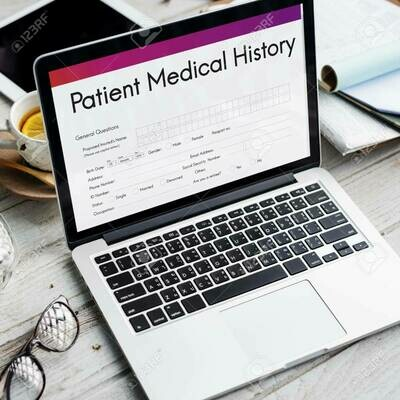 NEW PATIENT Video History