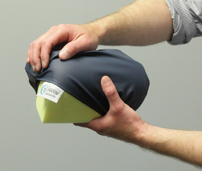 Replacement Cover for Low-Profile Headrest