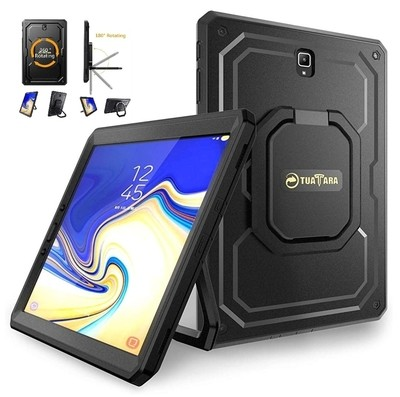 Case Galaxy Tab S4 T830 Funda Extrema c/ Parador Vertical Horizontal y Colgador