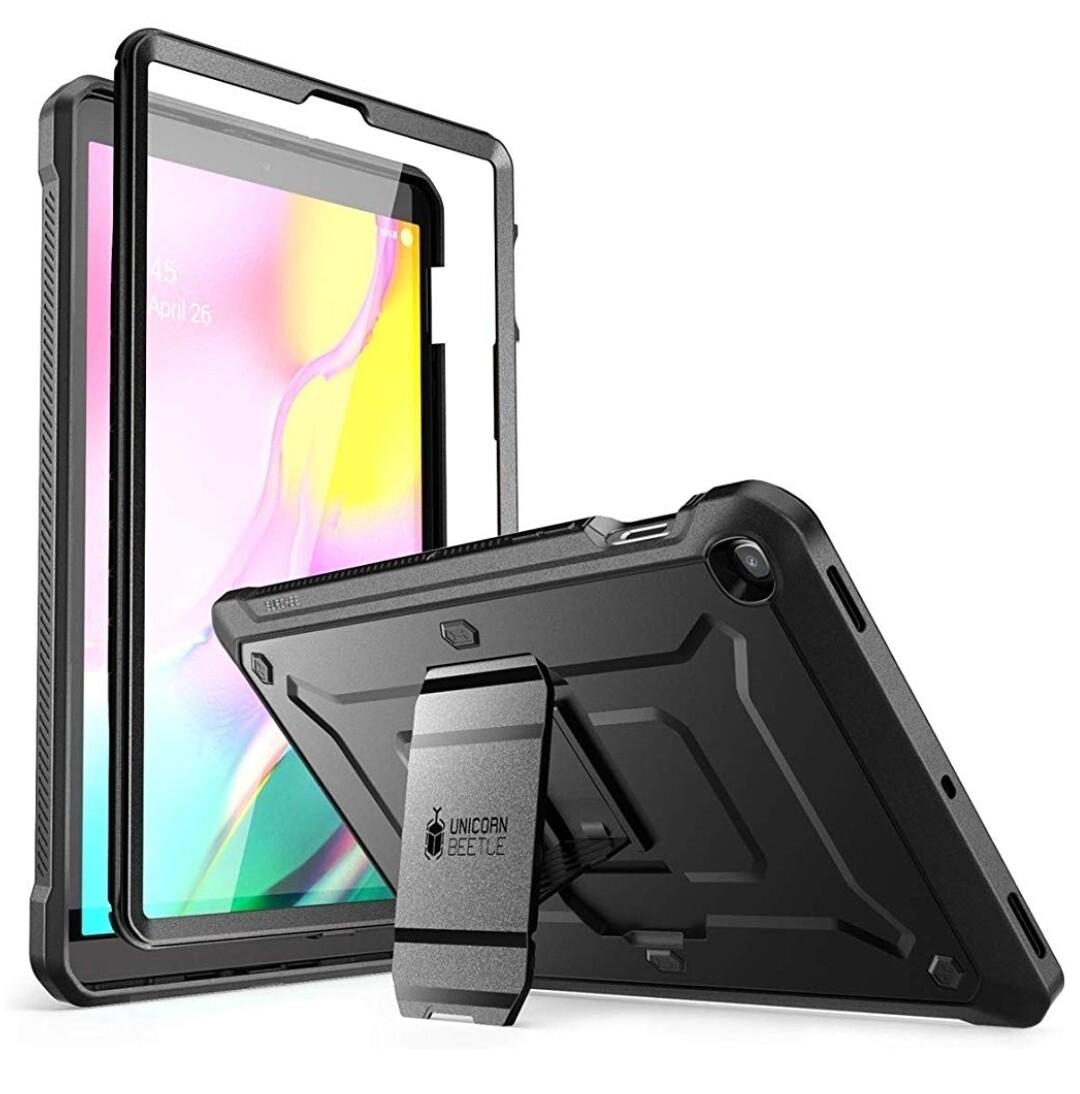 """Case Galaxy Tab S5e 10.5""""2019 Model (SM-T720/T725) SUPCASE (Negro)"""