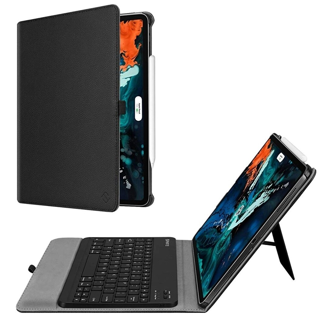Case Teclado Bluetooth Ipad Pro 12,9 2018 Fintie USA