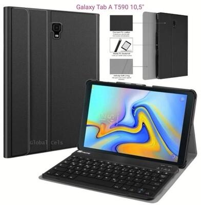 Case c/ Teclado Galaxy Tab A 10,5