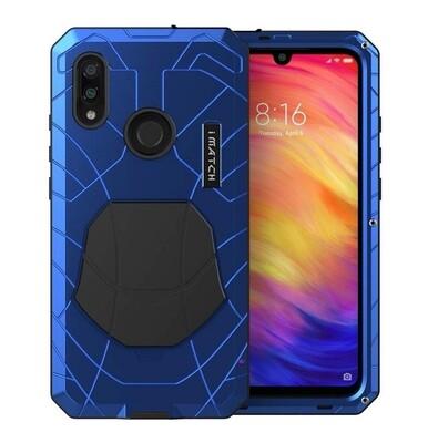 Case Xiaomi REDMI NOTE 7 Metal Imatch c/ Parador de 3 Partes