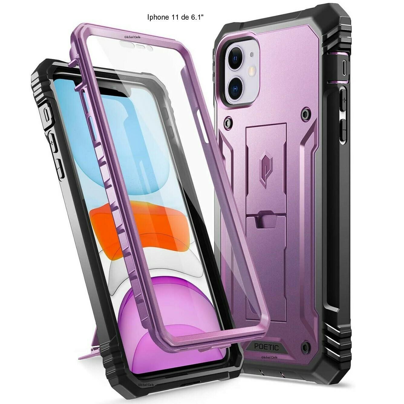 Case Iphone 11 de 6,1