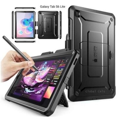 Case Galaxy Tab S6 Lite P610 2020 Funda c/ Mica c/ Parador Extrema USA