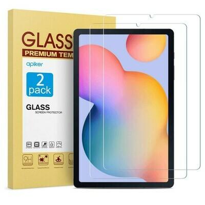 Vidrio Templado Galaxy Tab S6 Lite P610 2020 2-Pack Alta Definición compatible con S Pen