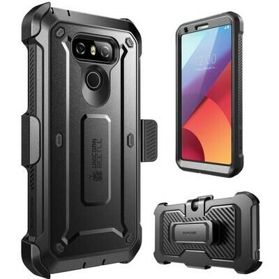 Case Protector Lg G6 Protector 360 c/ Protector de pantalla Integrada c/ Gancho