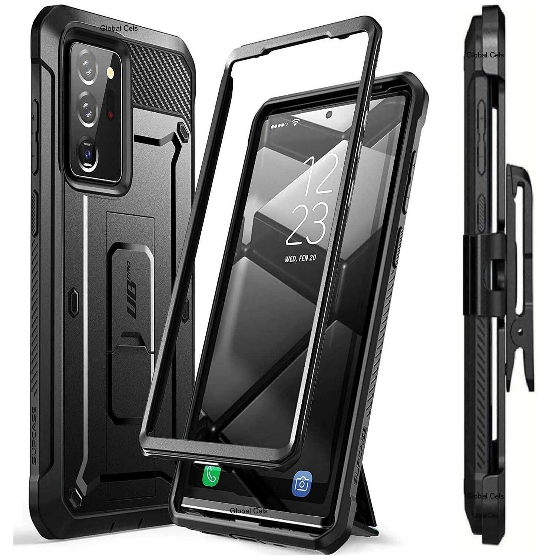 Case Galaxy Note 20 Ultra Recia Protector c/ Mica c/ Gancho Correa c/ Apoyo
