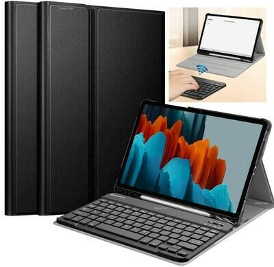Case c/ Teclado Galaxy Tab S7 2020 SM-T870/T875/T878 Bluetooth Inalámbrico Magnético