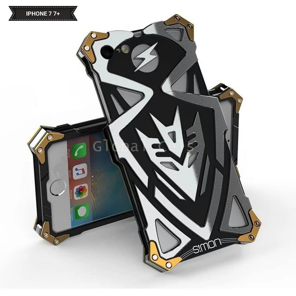 Case Metal Iphone 7 / Iphone 7 Plus Thor 2 de Planchas c/ Pernos