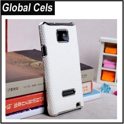 Carcasa Case Samsung Galaxy S2 en Aluminio con Diseño Relieve