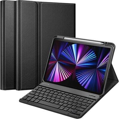 Funda teclado Bluetooth iPad Pro 11 pulgadas 3ª gen 2021 / iPad Pro de 2ª gen 2020 / 1ª gen 2018 Fintie USA