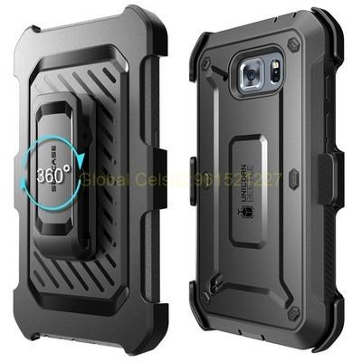 SUPCASE Galaxy S6 ACTIVE Protector Extremo con Gancho