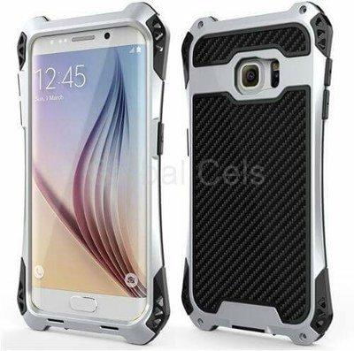 Case Galaxy S6 Edge de Metal con pernos Rjust Amira